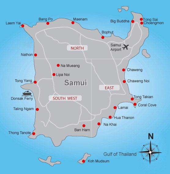 Koh Samui A travelholic Blog